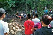 Kembali Diterjang Longsor, Jalur Trans Sulawesi Terputus 3 Jam