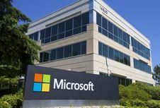 Markas Baru Microsoft Bakal Seluas 180 Lapangan Bola