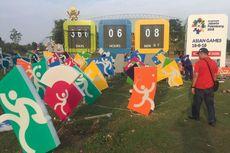 Sambut Asian Games 2018, Palembang Pasang