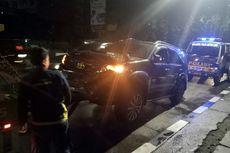 Menyusuri Lintasan Fortuner yang Ditumpangi Setya Novanto Sebelum Kecelakaan