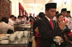 Jokowi Cicipi Kopi Khas Bali, Apa Rasanya?