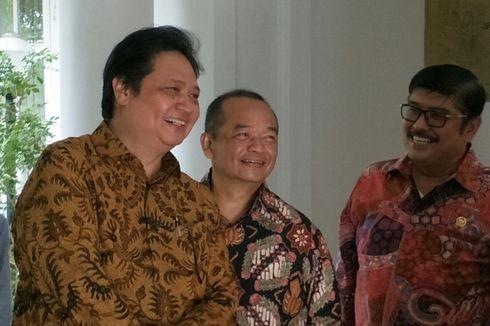 Jika Rangkap Jabatan, Airlangga Bisa Rusak Tradisi Pemerintahan Jokowi