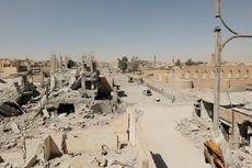 Militan ISIS Sesaki Perbatasan Suriah-Irak, Mau Pulang ke Negara Asal