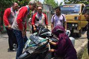 Ini Alasan Mobil Gubernur Jateng Berhenti Mendadak di Jalan