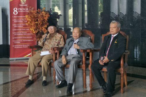 Dugaan Lobi Politik Ketua MK, Dewan Etik Akan Klarifikasi DPR dan Pelapor