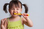 Perkenalkan Sikat Gigi Sejak Anak Tumbuh Gigi