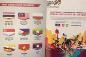 Permohonan Maaf Panitia SEA Games soal Bendera Merah Putih Terbalik