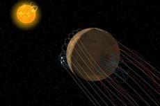 Terungkap, Planet Mars Ternyata Punya