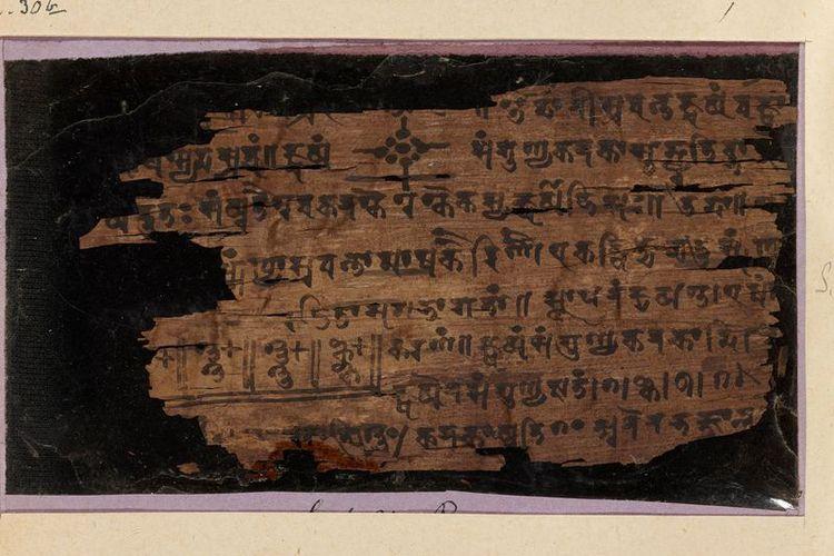 Manuskrip Bakshali