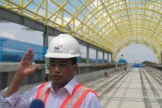 Menhub Minta Proyek LRT Palembang Dipercepat