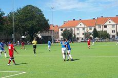 Raih Kemenangan Ketiga, LKG-SKF Juara Grup Gothia Cup 2017