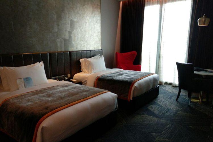 Hard Rock Hotel di Resorts World Sentosa, Singapura