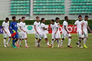 Semangat Skuad Timnas Indonesia Kalahkan Thailand