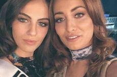 Saat Miss Irak dan Miss Israel
