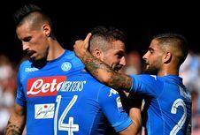 Man City Vs Napoli, Aroma 'Psywar' antara Guardiola dan Laurentiis