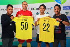 Persegres Ajak Dua Pemain Asing Baru ke Markas Persib Bandung