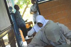 Semangat Ali Penyandang Tunanetra Bersekolah demi Bahagiakan Orangtua