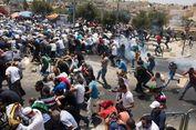 Bentrok dengan Polisi Israel, Satu Warga Palestina Tewas di Jerusalem