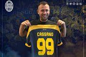 Dua Kali Pensiun dalam Sepekan, Cassano Bikin Presiden Verona Bingung
