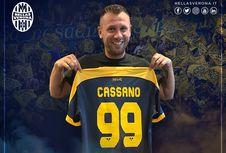 Cassano Batalkan Rencana Pensiun