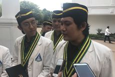 Pelajar Islam Indonesia Temui Jokowi, Dukung Program Literasi