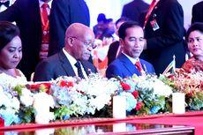Saat Jokowi Perkenalkan Jakarta sebagai Kota Luar Biasa di KTT IORA...