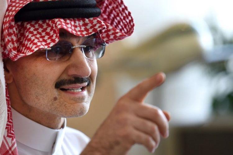 Pangeran Alwaleed bin Talal.