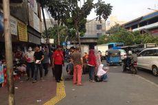 Orang Indonesia Malas Jalan Kaki dan Turis Asing yang Bawa Koper Keliling Batam