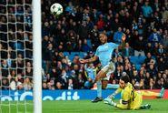 Hasil Liga Champions Grup F, Manchester City Sempurna