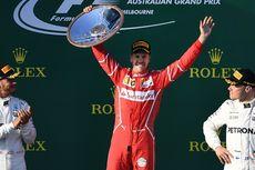 Vettel Sanjung Kerja Keras Scuderia Ferrari