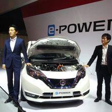 Teknologi Masa Depan Nissan pada Note e-Power