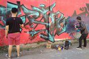 Cerita Para Seniman Jalanan di Solo Lawan Vandalisme Lewat Grafiti