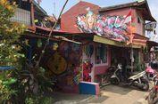 Melihat Kampung Berkelir, Rumah Dihias Aneka Gambar di Kota Tangerang