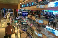 Pengunjung Sepi, Pedagang Mangga Dua Mall Keluhkan Toko Online