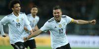 Joachim Loew: Podolski Selalu Tersenyum dan Mencintai Sepak Bola