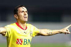 Paulo Sergio Nilai Pemain Asing Positif bagi Sepak Bola Indonesia