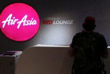 Bersantai Menunggu Pesawat di AirAsia Premium Red Lounge