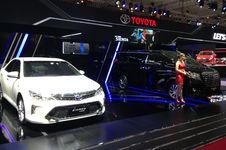 """Toyota Beri Sinyal ke Pemerintah Siap Pasok """"Hybrid"""""""