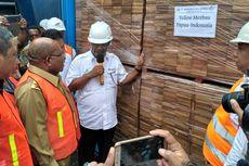 Papua Ekspor 100 Kontainer Kayu Merbau ke China Senilai Rp 22 Miliar