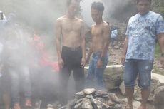 Sensasi Sauna Alami di Kawah Kamojang, Bandung
