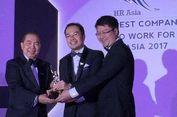 Binus Raih 'Best Companies to Work for in Asia'