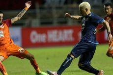 Bantahan Terkait Kabar Cristian Gonzales Pindah ke Klub Lain