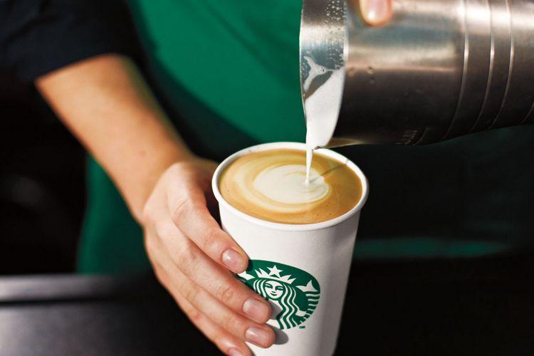 Ilustrasi Starbucks