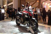 Honda CB650F Terbaru juga Mengaspal di IIMS 2017