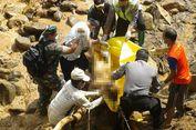Jenazah Keenam Korban Tanah Longsor Ponorogo Ditemukan