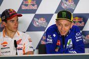 Rossi Puji Kemampuan Balap Marquez