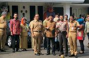 Anies-Sandi 'Ngopi' Bareng Prasetio di Rumah Dinas Ketua Dewan