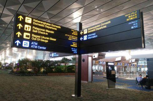 Pengamanan Bandara Soekarno-Hatta Diperketat Pasca-Bom Kampung Melayu