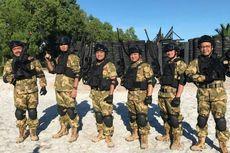 Cerita Para Gubernur Digembleng ala Militer, dari Pegang Senjata hingga Wajah Loreng