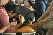 Istri Ketua DPRD Kolut Habisi Nyawa Suaminya Pakai Pisau Pemotong Buah